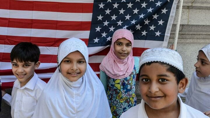Muslim Population in the United States